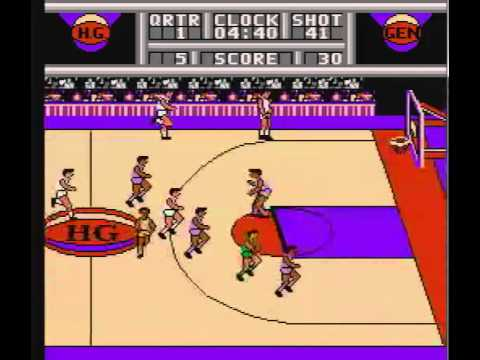 harlem-globetrotters-(nes)-review