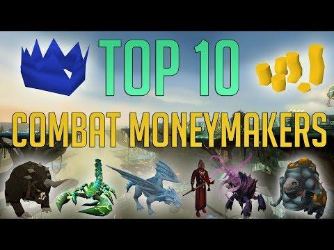 Runescape 3 - Top 10 Combat Moneymaking Methods