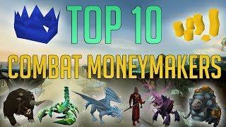 Runescape 3 - Top 10 Combat Moneymaking Methods 2018