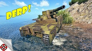 World of Tanks - Funny Moments | Time to DERP! (WoT derp, February 2019)