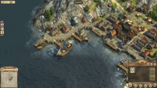 Anno 1404 Gold Edition gameplay(PC)[HD]