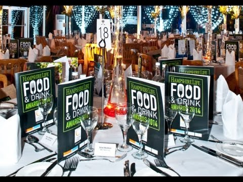 Hampshire Life Food and Drink Awards 2014