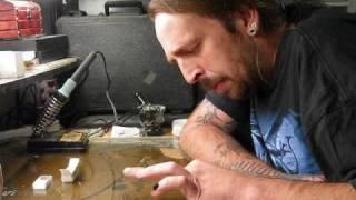 hoe maak je tattoo naalden 1 van 6