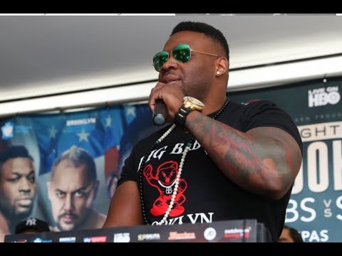JARRELL MILLER: THE TRASH TALK CONTINUES (AJ BASHING)