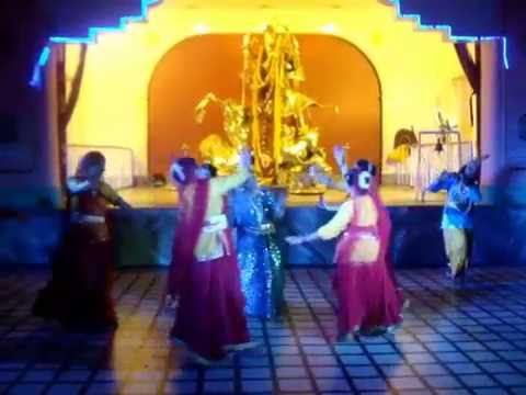 BHANUSINGHER PADABALI- DANCE DRAMA