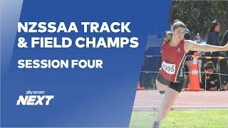 NZSSAA Track & Field Champs 2019 | Athletics | Sky Sport Next