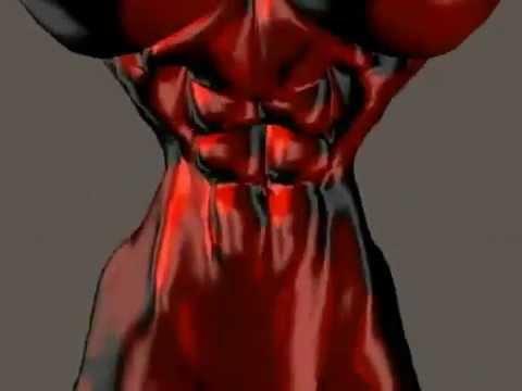 Strong Muscular Woman Evil Goddess 2 Doovi