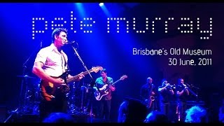 Pete Murray Live. Old Museum Jam, 2011