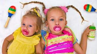 Майя снова хочет быть маленькой - Детские песни от Майи и Маши