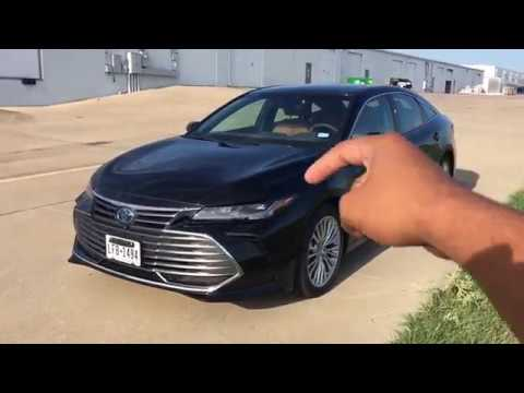 Toyota Avalon Hybrid Review---The Most Luxurious Toyota On Sale!