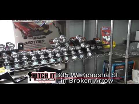 Hitch It in Broken Arrow, Oklahoma Trailers Sale, Trailer Parts & Service, Truck Accessories 3