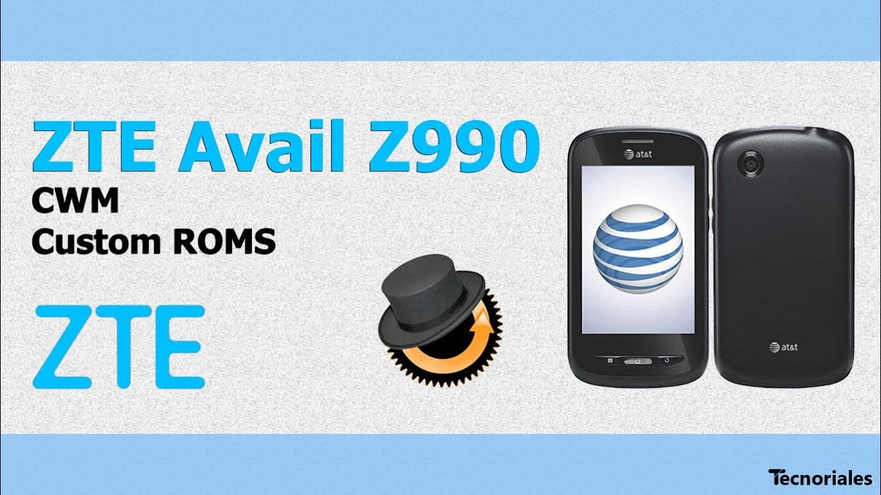 zte z992 firmware update