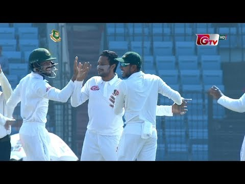 Bangladesh vs Windies Highlights || 1st Test || Day 3 || Windies tour of Bangladesh 2018