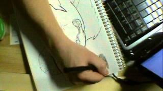 Pumped Up Kicks Dubstep Drawing
