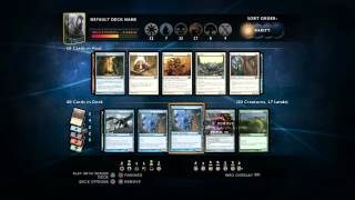 Magic 2014 Duels of the Planeswalkers (Sealed Campaign Gameplay)