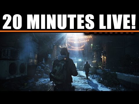 The Division News: Gameplay Presentation EGX 2014: Graphics, The Open World, Coop Story And Missions