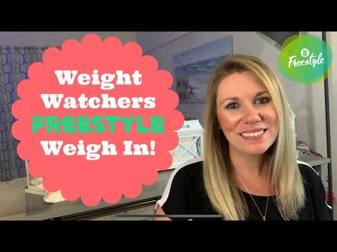 Weight Watchers Freestyle Weigh In | Losing Weight On A Budget