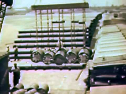 DEW LINE 1957 Documentary
