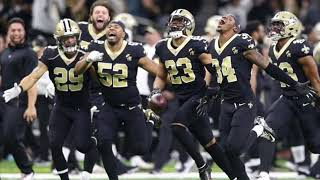 2bc758158 Episode 44  Saints defeat Eagles in the Divisional Round! Saints Vs. Eagles  Divisional