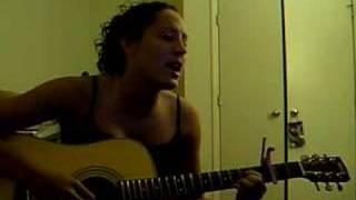 Finally - Fergie - Acoustic Cover - Karla Davis