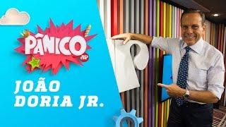 João Doria Jr. - Pânico - 19/02/19