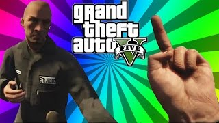 Middle Fingers, Fist Fight, Trevor, Good Times - GTA 5