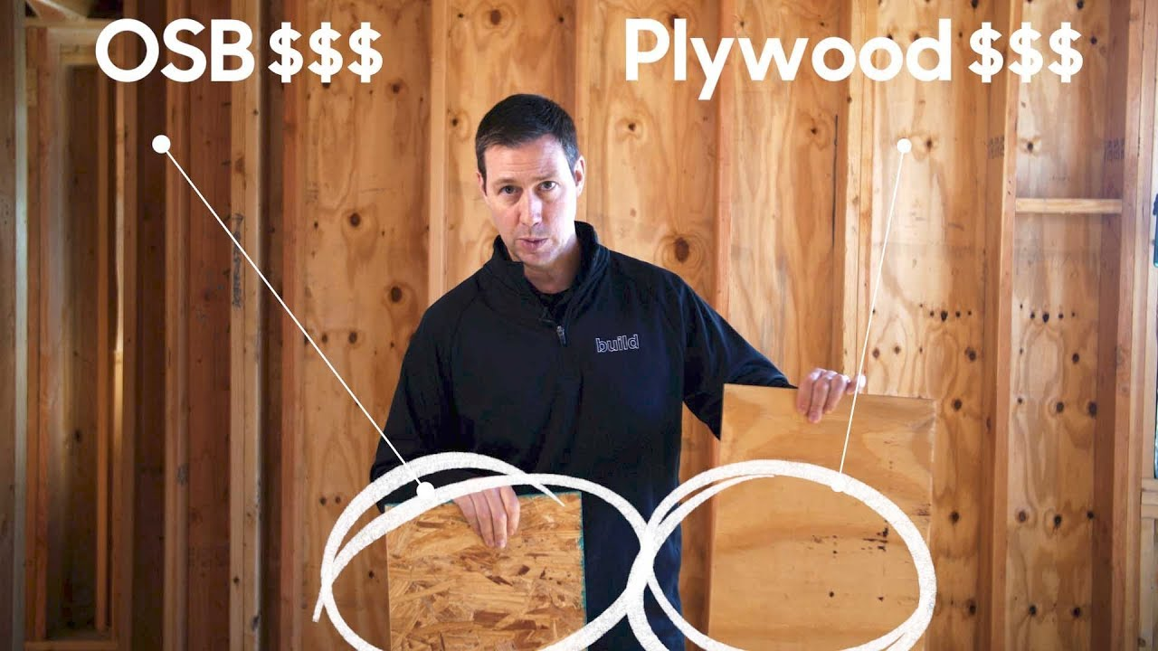 Framing Osb Vs Plywood Whats The Difference In Cost