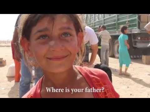 Children's Stories - Updates from the Fallujah Camps