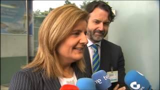 Declaraciones ministra Fátima Báñez. Luxemburgo 18.06.2015