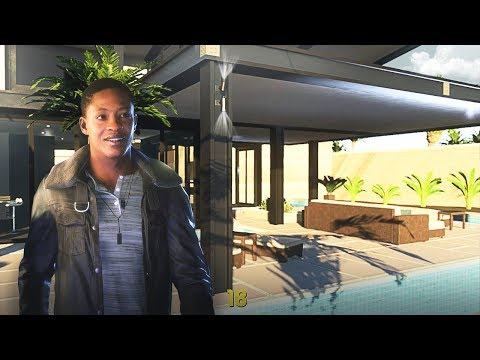 ALEX HUNTER BUYS A $1 MILLION MANSION - FIFA 18 THE JOURNEY #4