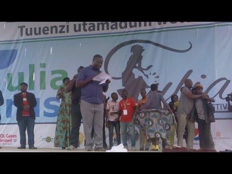 Live Zawadi Za Tulia Traditional Dances Festival Zikitolewa