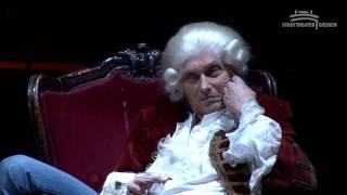DIE VERFOLGUNG UND ERMORDUNG JEAN PAUL MARATS am Stadttheater Gießen