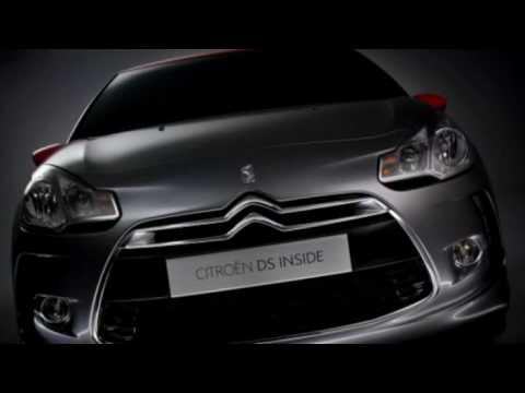 Citroen Ds Inside Promo Concept Car Youtube