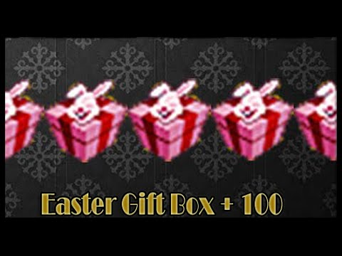 Digimon master online dmo abriendo easter gift box 100 youtube digimon master online dmo abriendo easter gift box 100 negle Choice Image