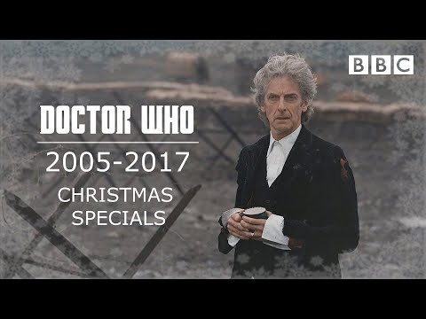 Doctor Who: The Christmas Specials Trailer ☃️ (2005-2017)