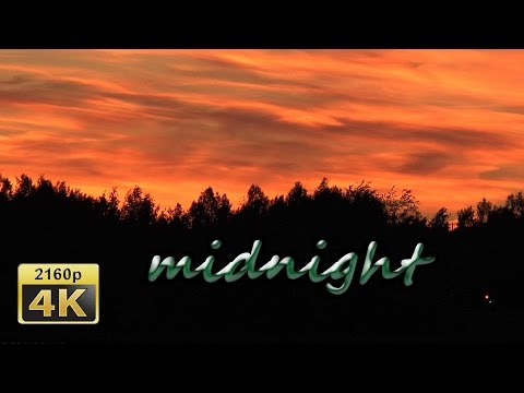 From Gammelstad to Lulea and Midnight Sun again - Sweden 4K Travel Channel