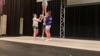 Haley Wolff- Flyer Stunt Reel