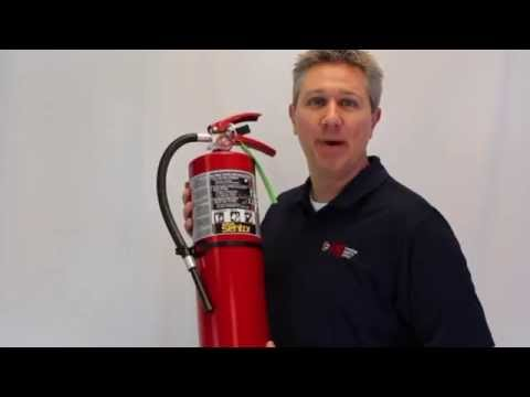 How To Get Your Fire Extinguishers Serviced In Oxford MS With E Fire