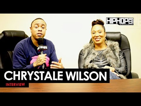 Chrystale Wilson Talks From The Bottom Up, The Player's Club, StripClub Culture & More With HHS1987