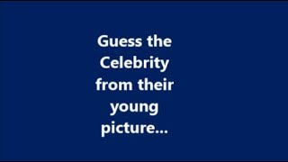 Young Celebrity Quiz