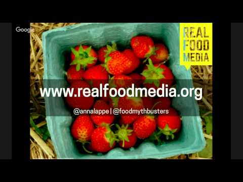 Food Tank Webinar: The ABCs of the GMO Debate: Do we really need GMOs to feed the world?
