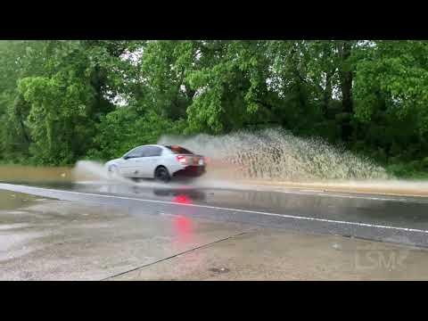 05-04-2021 Sylacauga - Childersburg, Alabama Flash Flooding
