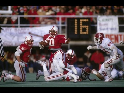 Classic Tailback - Mike Rozier Nebraska Highlights