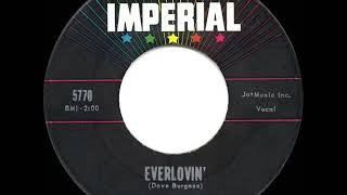 Gambar cover 1961 HITS ARCHIVE: Everlovin' - Rick Nelson