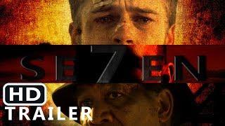 Se7en (1995) Unofficial Trailer - Brad Pitt || Morgan Freeman.