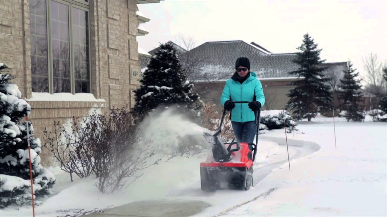 Ariens®   Single Stage vs Two Stage Snowblower