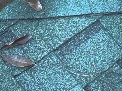 Leaking roof roof repairs water damage youtube - Water leakage from roof ...