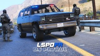 LSPDFR - Day 48 - Local SWAT