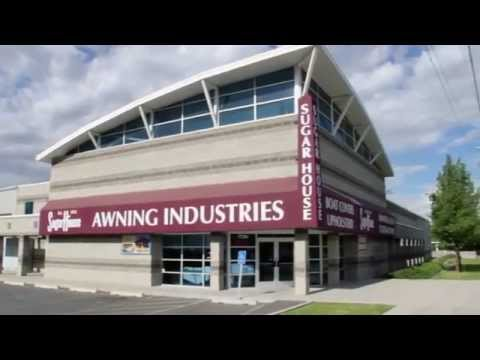 SugarHouse Awning Behind the Scenes - Commercial Awnings
