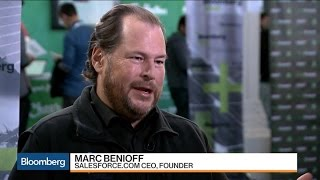 Benioff: 'Einstein' Delivers Power of AI to All Customers